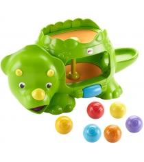 Развивающая игрушка Fisher Price Динозавр с шариками DHW03...