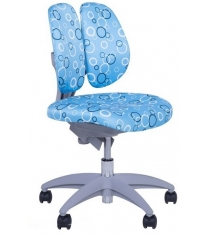 Детское ортопедическое кресло FunDesk SST9 голубой
