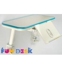 Подставка для книг FunDesk SS16 голубой