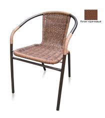 Стул Кафе GARDA-1000 R коричневый