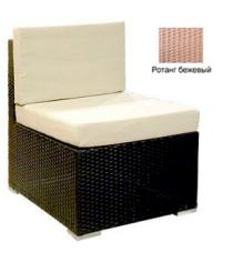Промежуточный модуль с 2 подушками GARDA-1007 R бежевый