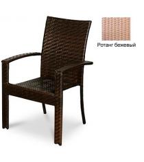 Кресло с усиленной передней опорой GARDA-1011 R бежевый