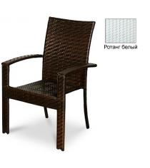 Кресло с усиленной передней опорой GARDA-1011 R белый