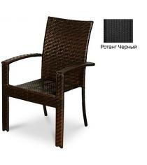 Кресло с усиленной передней опорой GARDA-1011 R черный