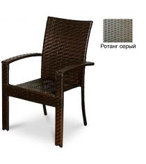 Кресло с усиленной передней опорой GARDA-1011 R серый