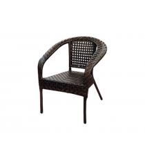Кресло GARDA-1015 коричневый
