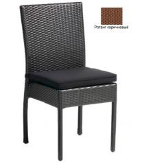 Стул Бистро GARDA-1501 R коричневый