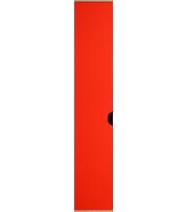 Шкаф для белья Глазов мебель Автобус 5 Красный