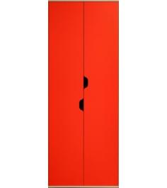 Шкаф двухстворчатый Автобус 4 Красный