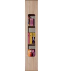 Шкаф для книг Глазов мебель Автобус 7 Дуб сонома