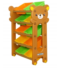 Ящик комод для игрушек Gona Toys 5 Секции
