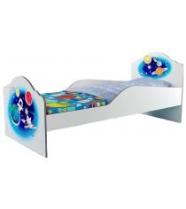 Подростковая кровать для мальчика Космос