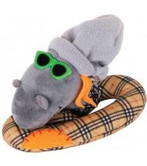 Мягкая игрушка змей модник gulliver