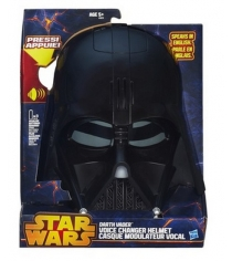 Детский шлем Star Wars Darth Vader Voice Ganger Helmet Hasbro A3231H