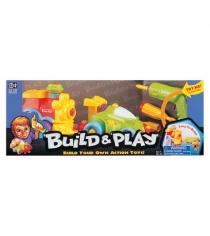 Игровой набор Keenway Build and Play паровозик и машинка 11861...