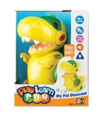 Музыкальная игрушка Keenway динозавр 32614
