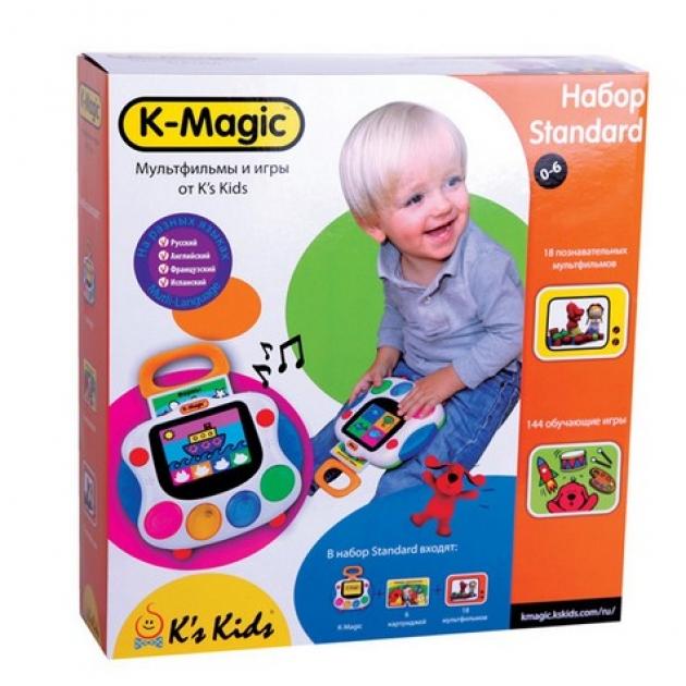 Набор K-Magic Standard K's kids Арт. KA559