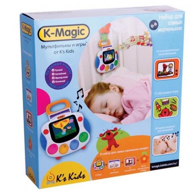 Набор K-Magic для новорожденных K's kids (Арт. KA560)