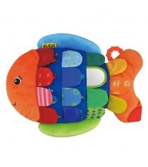 Интерактивная развивающая игрушка K's Kids Рыбка - Флиппер KA653