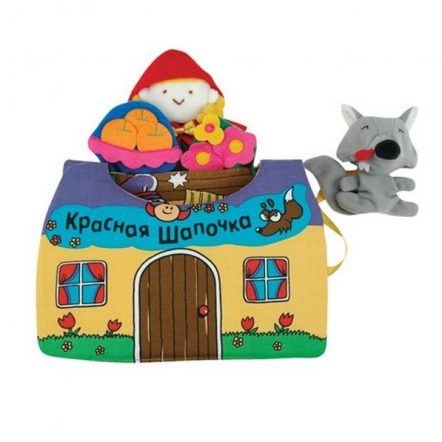 Развивающая книжка Красная Шапочка K's kids RP50112