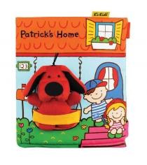 Развивающая книжка В гостях у Патрика K's kids KA745