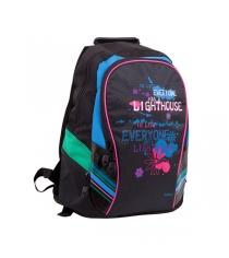 Рюкзак для девочки Gulliver Клякса Girl 8809G