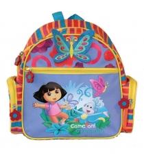 Рюкзак для девочки Gulliver Даша путешественница D230058-K