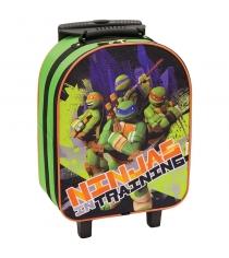 Детский чемодан Gulliver Черепашки ниндзя TC-01