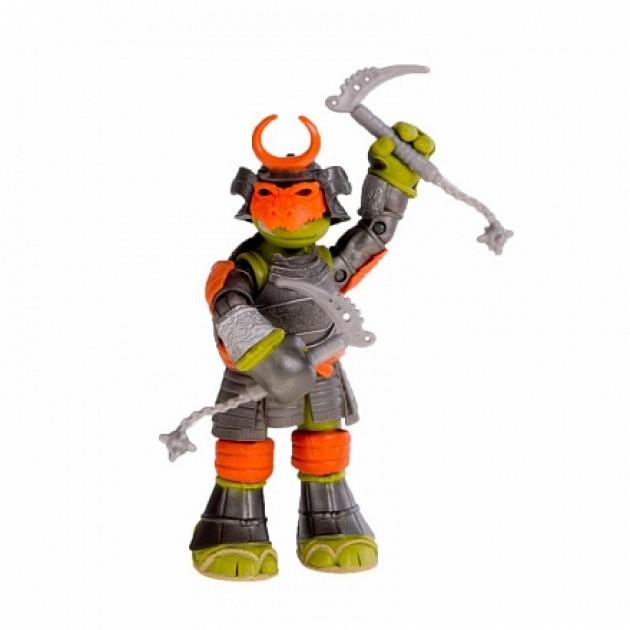 Фигурка черепашки ниндзя 12 см самурай Майки 90698