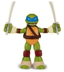 Playmates toys Фигурка TMNT Черепашка-ниндзя с растягивающимися руками Леонардо ...