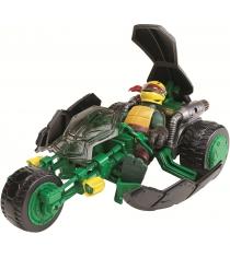 Набор черепашек ниндзя Трицикл с фигуркой 94001