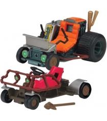 Playmates toys Набор TMNT Патрульные Багги (Раф и Микки) 94034