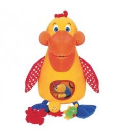 Подвесная игрушка K's Kids Голодный пеликан KA208B...