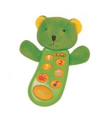 Музыкальный телефон с функцией записи Сэм K's kids KA296PB