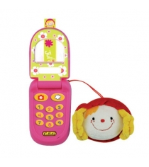 Музыкальный телефон с функцией записи Джулия K's kids KA517