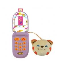 Музыкальный телефон с функцией записи Ми Ми K's kids KA519