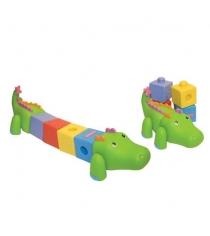 Пластиковый сортер Крокодил K's kids KA611