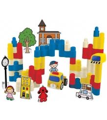 Классический конструктор K's Kids Popbo Blocks KA10750 Построй свой город