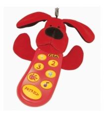 Музыкальный телефон K s Kids с записью Патрик в руссифицированной упаковке KA298PB