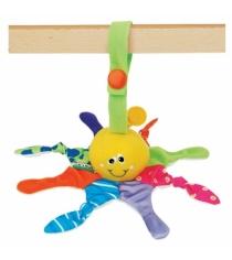 Игрушка-подвеска Маленький Осьминог (гремит) K's Kids KBA16226