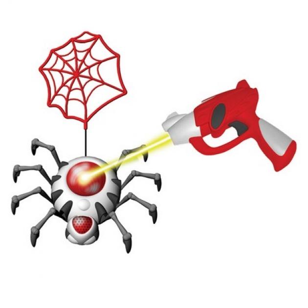 Игровой набор Silverlit детского оружия Паук со световым пистолетом 86681