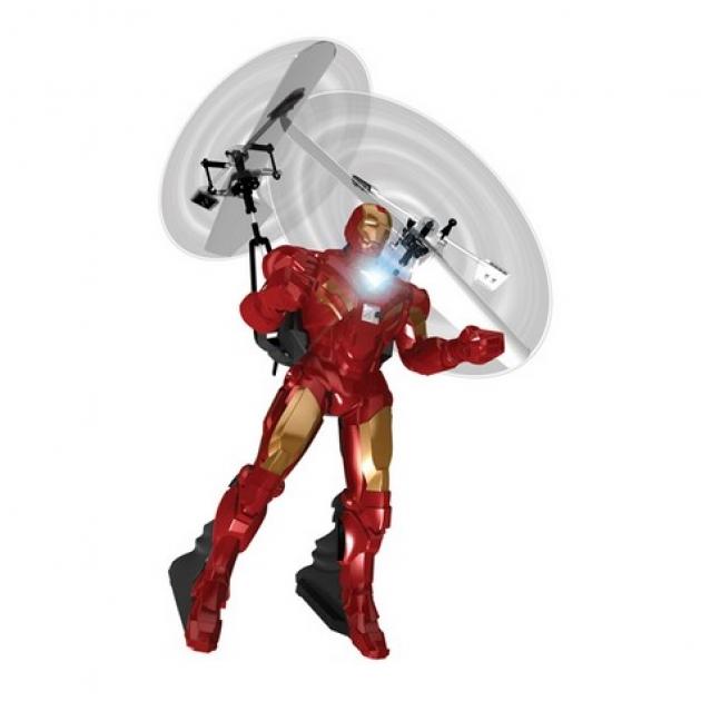 Детская игрушки на радиоуправлении Silverlit Железный человек 85117