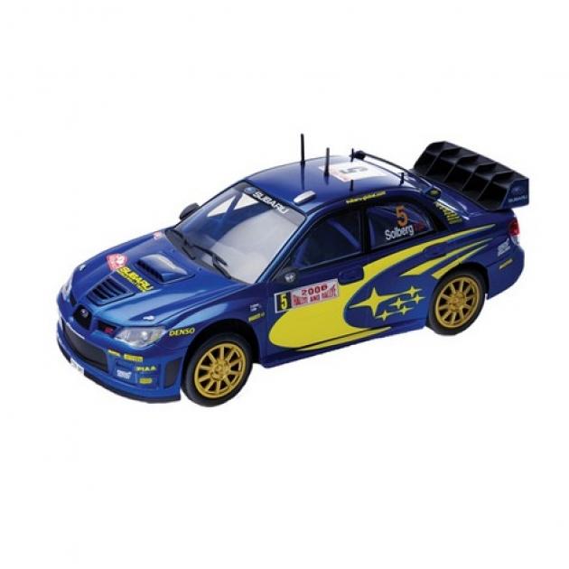 Радиоуправляемая машина Silverlit Subaru спортивная 1:16 86059
