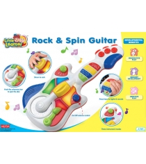 Детская музыкальная гитара Happy Kid для малышей 3856T