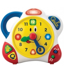 Развивающая игрушка Hap-p-Kid Часики (на двух языках) 3898T...