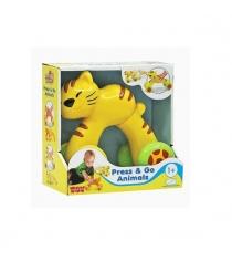Игрушка Happy Kid котёнок нажми и поедет 3976