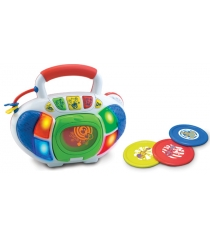 Музыкальная игрушка Hap-p-Kid Мой первый музыкальный плеер 4201Т