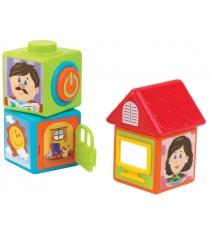 Развивающие кубики Hap-p-Kid История 4209Т