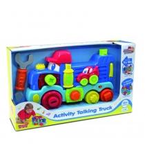 Игрушка Happy Kid говорящий грузовик Little Learner 4227T...