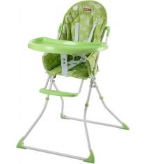 Стульчик для кормления Happy Baby Amalfy НB-8003 Green